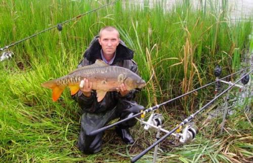 рыбалка в ставропольском крае на большом гоке
